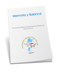Memoria y Balance